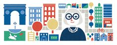 Jane Jacobs' 100th birthday May 4, 2016