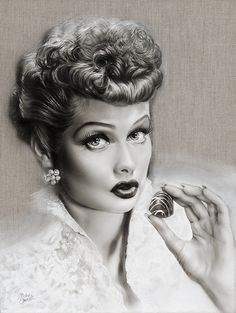 Beautiful Interesting People...Lucille Ball
