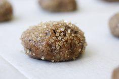 עוגיות שוקולד ג'ינג'ר קמח מלא (מה)