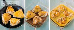 Pollo Cerveza Mostaza Lemon Chicken, Chicken Recipes, French Toast, Recipies, Muffin, Cooking, Breakfast, Health, Food