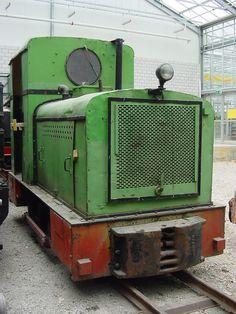 Deutz OMZ 122, SchBB - Schinznacher Baumschulbahn, Switzerland