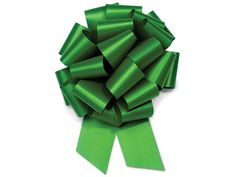 Matte KELLY GREEN 5.5' Pull Bows20 loops - 100% Polypropylene (3 unit, 50 pack per unit.) >>> Click on the image for additional details.