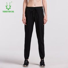 2016 Vansydical Yoga Pants Loose <font><b>Sport</b></font> Trousers Women Gym <font><b>Wear</b></font> Fitness Running Training Pants. >> Discover more at the picture