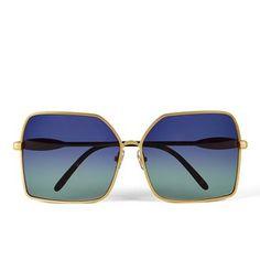e8e9f18dba9f Wildfox Women s Fontaine Sunglasses - Gold