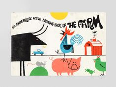 Little Drawing Book of the Farm (1973)