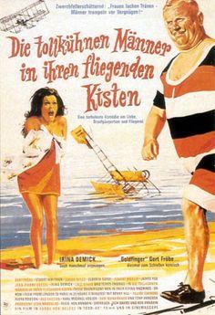 Poster zum Film: Die tollkühnen Männer in ihren fliegenden Kisten. 1965
