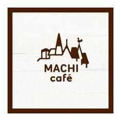 マチカフェのロゴマーク。 ローソンが店頭で提供するコーヒーブランドです。  ヨーロッパのような��