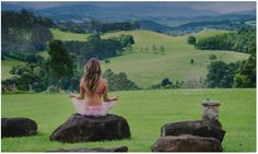 Gaia Retreat and Spa near Byron Bay s unique in its approach to wellness and wellbeing. Set high on a hill, Gaia sits at the centre of a small but spectacular universe, a universe of big blue skies and green until it meets the sea. #discovernsw #spa #wellness Getaway
