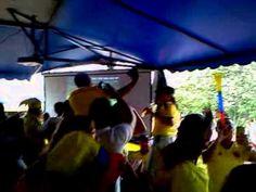Celebrando el paso de Colombia a Cuartos de FInal Copa mundial Brasil 2014 - http://futbolvivo.tv/multimedia/videos/celebrando-el-paso-de-colombia-a-cuartos-de-final-copa-mundial-brasil-2014/