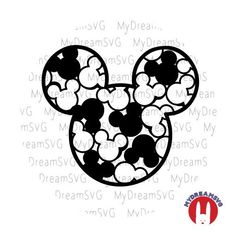 Mickey Mouse Art, Mickey Head, Disneyland Shirts, Disneyland Trip, Disney Printables, Disney Fonts, Disney Cups, Disney Silhouettes, Disney Scrapbook