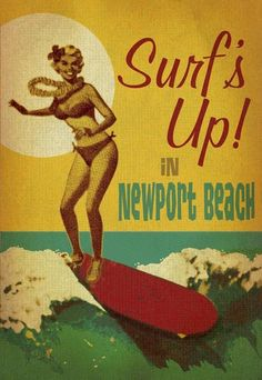 Beach vintage matchbook covers | ... Matchbook Graphics! - Simple graphics collected from matchbook covers