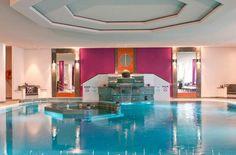 Arabella Spa im The Westin Grand München. 5* SPA & Wellness in München.