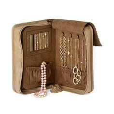 Ross-Simons - The Perfect Travel Jewelry Book From Reed & Barton - #522864