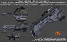 Keldabe-class Battleship ortho [New] by unusualsuspex on DeviantArt