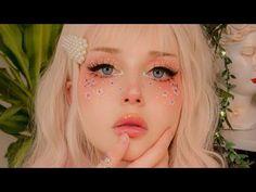 Elf Makeup, Fairy Makeup, Cute Makeup, Pretty Makeup, Simple Makeup, Makeup Art, Beauty Makeup, Fairy Fantasy Makeup, Exotic Makeup