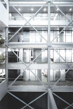 ING Headquarters / MVSA Architects