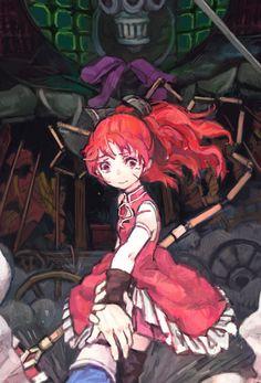 Puella Magi Madoka Magica | Kyouko Sakura | Oktavia Von Seckendorf ...