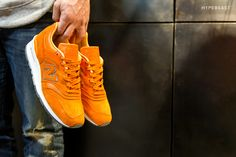 """Concepts x New Balance Made in USA 997 """"Luxury Goods"""" Pop-Up Store"""