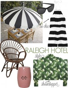 Getaway to Miami: the Raleigh Hotel