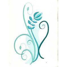 Swirl Embroidery Designs | TT311_Blue_Swirls14