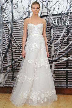 Mira Zwillinger Spring 2015 Bridal | Philippines Wedding Blog