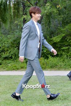 Lee Min Ho Attends Innisfree Play Green Festival key=>7 count36