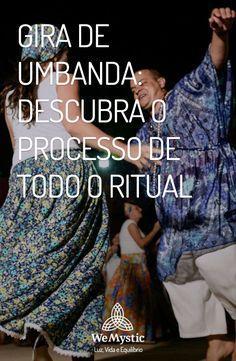 Gira de umbanda: Você já conhece a gira de umbanda e o que ela é? Saiba agora como acontece o principal ritual desta religião riquíssima.