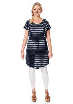 Typ , Kleid, |Material , Baumwolle, |Materialzusammensetzung , 100% Baumwolle, |Länge , kurz, |Ärmel , kurzarm, |Gesamtlänge , Größenangepasste Länge von ca. 96 bis 102 cm, | ...