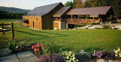 Beautiful Barn Wedding Venue - Pittsfield, Vermont