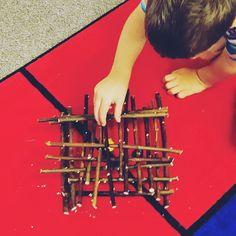 Matthew Halpern is a Male Kindergarten Teacher, blogging about his classroom. Love Stick, Stick It Out, Counting Bears, Kindergarten Teachers, Child Love, Legos, Craft Stores, Easy Crafts, Stuff To Do