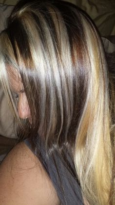 1000+ images about HAIR! on Pinterest | Blonde Chunks, Blonde ...
