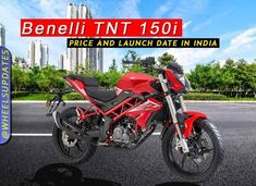 2021 Benelli TNT 150i price, Mileage, and launch date in India Motorcycles In India, Mt 15, Twin Disc, Halogen Headlights, Ktm Duke, Performance Engines, Kill Switch, Engine Types, Fuel Injection