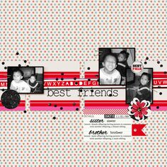 Family Album 1999: best friends - Scrapbook.com