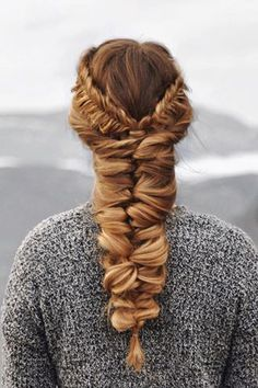 Instantly transform your hair with Dirty Blonde clip-in Luxy Hair extensions and feel more confident with thicker, longer hair than you've ever had before! Dirty Blonde is truly a beautiful shade and Cool Braid Hairstyles, Wedding Hairstyles For Long Hair, Braids For Long Hair, Pretty Hairstyles, Mermaid Hairstyles, Luxy Hair Extensions, Mermaid Braid, Weekend Hair, Hair Looks