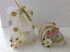 rmy stampart Stampin' up! Bade Cupcakes Thinlits Leckereien-Box Baker's Box, Zierschachtel Curvy Keepsake Box