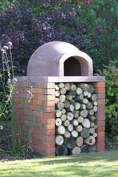 Maybe have a go at making one so that we can make the pizzas outside?