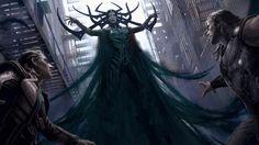 Marvel Studios: Novas artes conceituais mostram Wakanda e a vilã Hela