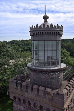Navesink Lighthouse V by NestorDesigns, via Flickr