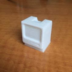 Download on https://cults3d.com #3Dprinting #Impression3D 3D printing Macintosh, fousfous