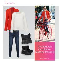 Get The Look, Campaign, Content, Medium, Board, Blog, Fashion, Coco Rocha, Moda