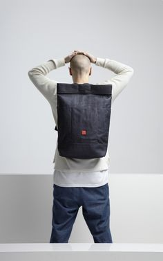 The Talis Backpack out of the Denim Series is now available at our online store | ucon-acrobatics.com | Price: 79€