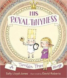 His Royal Tinyness book cover