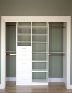 Simple yet lots of space. by lucia Wardrobe Doors, Closet Doors, Make Your Bed, Cabinet Doors, Cabinet Doors