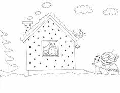 Bogyó és Babóca mézeskalácsos rajz, coloring page, színező My Job, Colouring Pages, Worksheets, Preschool, Dots, Clip Art, Kids Rugs, Make It Yourself, Cartoon