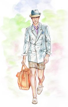 Minni havas fashion illustration for men sketchbooks moda, e Illustration Mode, Fashion Illustration Sketches, Fashion Sketches, Preppy Mens Fashion, Men Fashion, Trendy Fashion, Croquis Fashion, Living At Home, Fashion Pictures