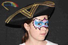 Facepaint Carnaval  Schminkkoppies Marielle Heuft