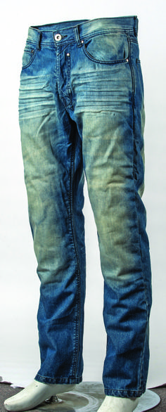 345c81a1 AGVSPORT Alloy Kevlar Faded Wash Jeans - Fashionable yet functional design  is good for any climate