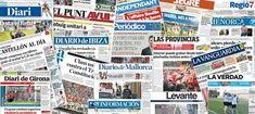 Les portades dels diaris: 'Amb l'ai al cor' i 'Suspens entre reixes'