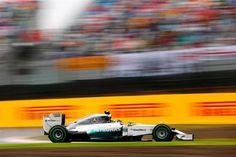 Nico Rosberg (GER) Mercedes AMG F1 W05. Formula One World Championship, Rd15, Japanese Grand Prix, Race, Suzuka, Japan, Sunday, 5 October 2014