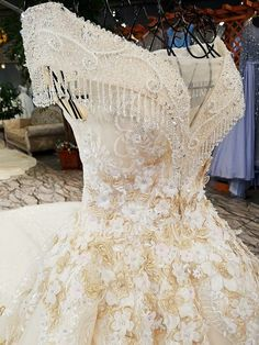 Off the shoulder ball gown wedding dress plus size bridal gown.Wholesale to all customers even you buy only one dress you will get wholesale price. Plus Wedding Dresses, Simple Wedding Gowns, Luxury Wedding Dress, Country Wedding Dresses, Cheap Wedding Dress, Gown Wedding, Bridal Gowns, Ball Gowns, Beaded Trim